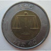 Эфиопия 1 быр 2010 г.