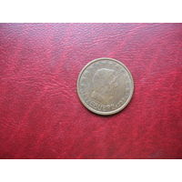 2 цента 2004 года Люксембург (д)