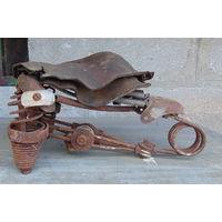 Седенье для старинного ,довоенного велосипеда.