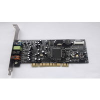 Звуковая карта Creative SoundBlaster Audigy SE 7.1, 24bit, PCI (SB0570)