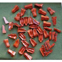 Уголок для плинтуса пола VOX Польша (цена за 47 штук ) наружн. 12, внутр 22 ,стык 11 , левый 2
