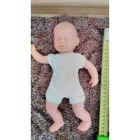 Кукла спящая, мягконабивная