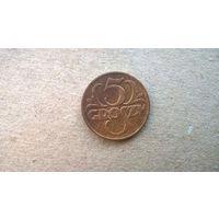 Польша 5 грошей, 1931г. -2-