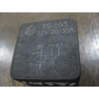 101551 Реле PS-563 12v 20/30a