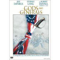 Боги и генералы / Gods and Generals (Рональд Ф. Максвелл / Ronald F. Maxwell) 2003, США, драма, военный, исторический, DVD9