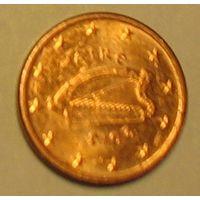 1 евроцент 2013 Ирландия