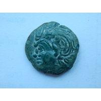 Монета Пантикапей. Боспорское царство.