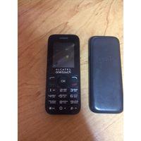 Мобильный телефон Alcatel OT 1016D(на запчасти)