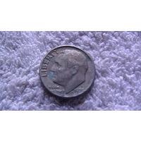 США 10 центов 1970D. распродажа