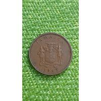 Ямайка 1 цент 1969 г