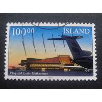 Исландия 1987 аэропорт