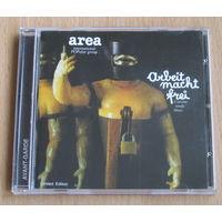 Area - Arbeit Macht Frei (Il Lavoro Rende Liberi) (1973/2000, Audio CD)