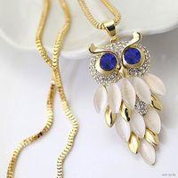 Ожерелье прекрасная сова