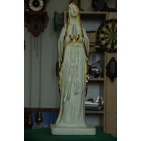 Статуэтка Дева Мария  ( гипс )  56 см