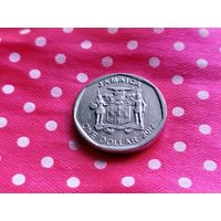 Ямайка. 1 доллар 2012.