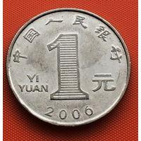 115-29 Китай, 1 цзяо 2006 г.