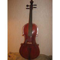 Скрипка мастеровая,4/4 c идеальным звучанием и красивым внешним видом,как для дамы.