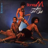 Boney M - Love For Sale 1977, LP