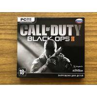 """Коробка с диском """"Call of Duty: Black Ops II"""" (без ключа)"""