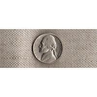 США 5 центов 1964(Nw)