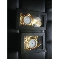 Статуэтка часы зажигалка. Сувенир.