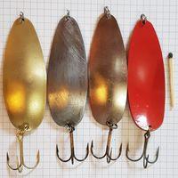 Блесна колебалка 32 грамма для рыбалки на спиннинг и троллинг