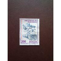 Италия 1981 г.День марки.