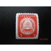 Марка Латвия 1940 год Стандартный выпуск