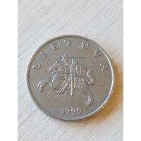 Литва 1 лит 1999г.