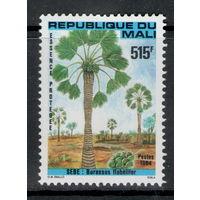 Мали /1984/ Флора / Пальма