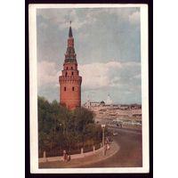 1956 год Москва Водовзводная башня