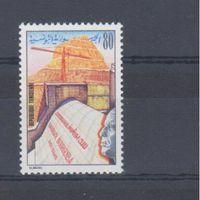 [593] Тунис 1982.Плотины,дамбы.