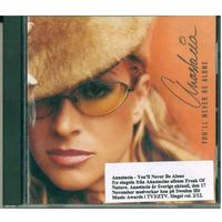 CD-Single, Promo Anastacia - You'll Never Be Alone (2002)