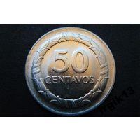 50 центаво Колумбия 1969