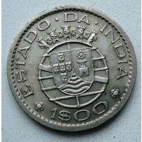Индия (Португальская колония). Эскудо 1958 г.