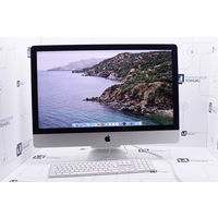 "Apple iMac 27"" (Late 2012) на Core i7 (16Gb, 1Tb, GeForce GTX 675MX 1Gb, 2560x1440)."