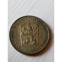 Чехословакия 1 крона 1985г.