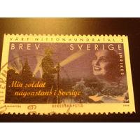 Швеция 1999 певица