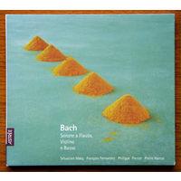 J. S. Bach. Sonate a Flauto, Violino e Basso - Le Concert Francais (Audio CD - 1999) digipak