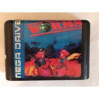 Worms - Sega