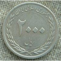 2000 риалов 2010 Иран