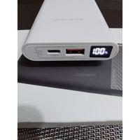 Внешний аккумулятор Powerbank 10000mAh QC, PD