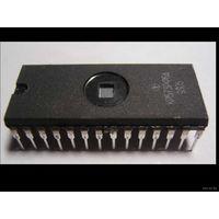 КР573РФ6А - EPROM с УФ-стиранием 64 Kbit (8k x 8-bit, DIP-28)