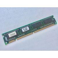 Модуль оперативной памяти. AM1 DIMM SDRAM 32mb pc-100