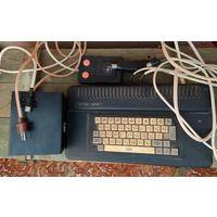 """Игровая компьютерная приставка """"Ратон-9003"""", 1992 год"""
