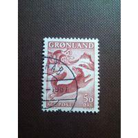 Гренландия 1966 г.