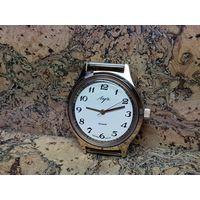 Часы Луч позолота au,позолоченный механизм,в люксе.Старт с рубля.