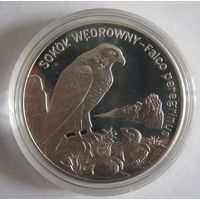 Польша, 20 злотых, 2008, серебро, пруф