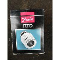 Термостатическая головка Danfoss RTD3640 013L3640 для радиатора