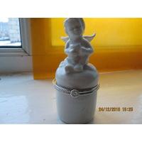 Шкатулка - керамика